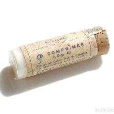 Antigüedades: BOTECITO DE MEDICINA - MEDICAMENTOS - SIN ESTRENAR. Lote 139725642