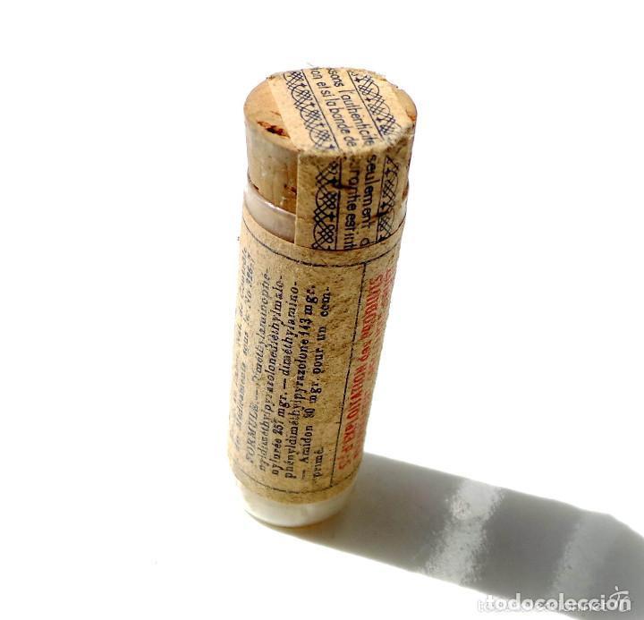 Antigüedades: BOTECITO DE MEDICINA - MEDICAMENTOS - SIN ESTRENAR - Foto 2 - 139725642