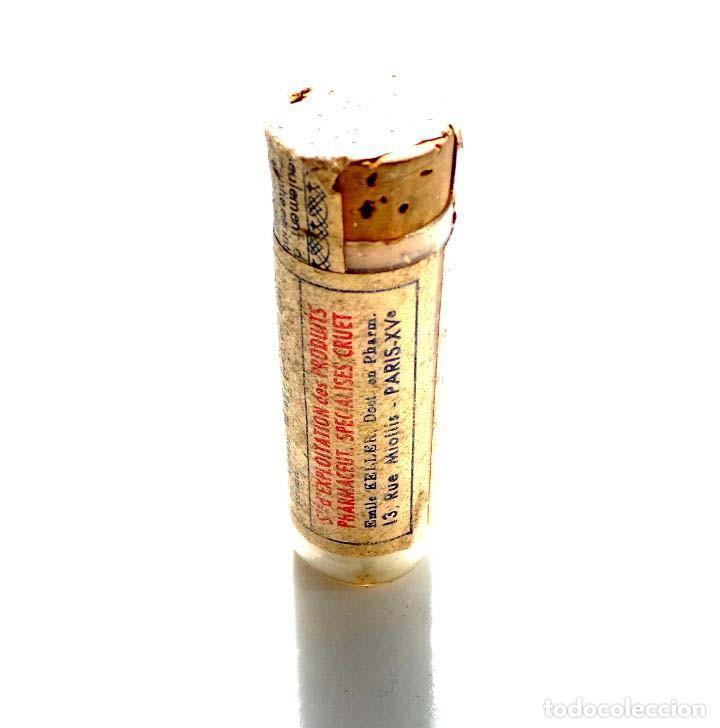 Antigüedades: BOTECITO DE MEDICINA - MEDICAMENTOS - SIN ESTRENAR - Foto 3 - 139725642