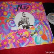 Discos de vinilo: ALEX DE LA NUEZ DEJA DE MIRAR/RECUERDOS A AMERICA/VERSION LARGA 12 MX 1992 BMG . Lote 139759294