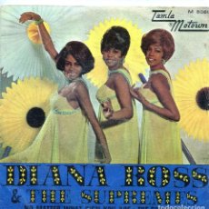 Discos de vinilo: DIANA ROSS & THE SUPREMES / MO MATTER WHAT SIGN YOU ARE / THE COMPOSER (SINGLE 1969). Lote 139790414