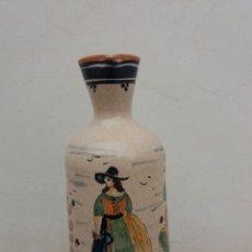 Antigüedades: PRECIOSO JARRON DE CERAMICA PINTADA TALAVERA ? SIN MARCA. Lote 139817437