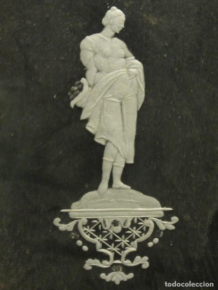 Antigüedades: CORNUCOPIA DEL SIGLO XVIII - Foto 2 - 139879954