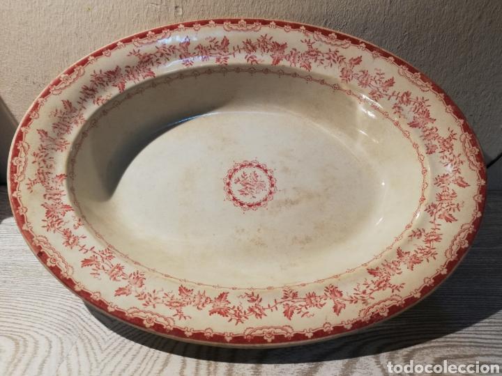 FUENTE PICKMAN SA - LA CARTUJA SEVILLA (Antigüedades - Porcelanas y Cerámicas - La Cartuja Pickman)
