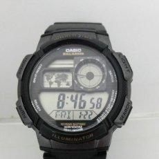 Relojes - Casio: RELOJ CASIO AE-1000 MODULO 3198. Lote 139898510