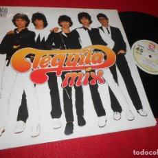 Discos de vinilo: TEQUILA TEQUILA MIX MEDLEY/ME VUELVO LOCO/¡¡SALTA!! MX 12 MAXI 1990 ZAFIRO PROMO MOVIDA ROCK EX. Lote 139903530