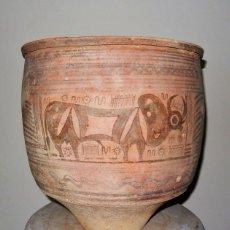 Antigüedades: VASO GRANDE DEL VALLE DEL INDO, ANTIGUO, 3500 A.C. A 2000 A. C.. Lote 139915410