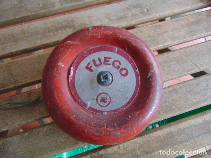 ALARMA DE HUMO PARA DETECTAR EL FUEGO (Antigüedades - Varios)
