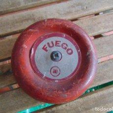 Antigüedades: ALARMA DE HUMO PARA DETECTAR EL FUEGO . Lote 139930894