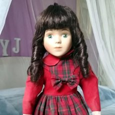 Muñecas Porcelana: MUÑECA DE PORCELANA - CHARLOTTE A- THE PROMENADE COLLECTION. Lote 139940150