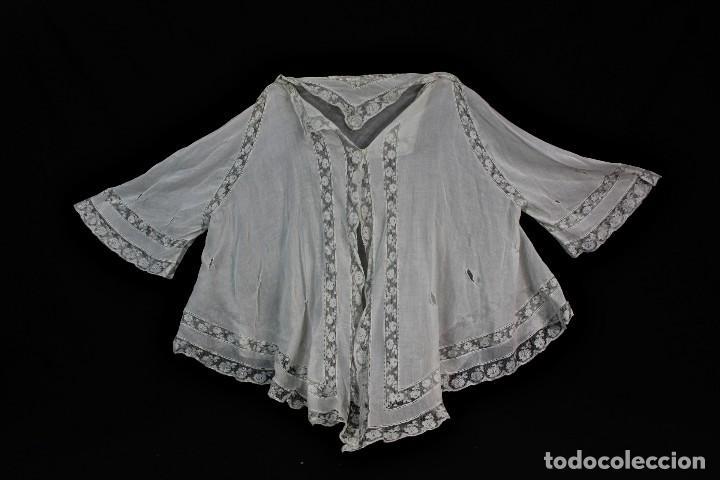 109 En Interior De Camisa Venta Batín Vendido Estilo Kimono Con B8BrqtUxw