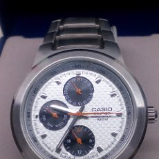 Relojes - Casio: RELOJ CASIO EDIFICIE EN SU ESTUCHE NUEVO. Lote 139946537