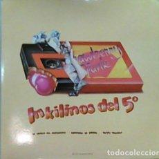 Discos de vinilo: LA BATALLA DEL MANZANARES. ORACIONES DE VERANO. COSTAS GALLEGAS. - MAXI-SINGLE. 12' 45 RPM. INKILINO. Lote 139955414