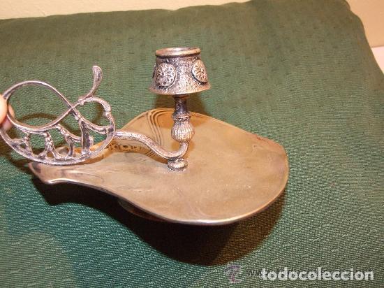 Antigüedades: PALMATORIA MODERNISTA - Foto 3 - 139969050