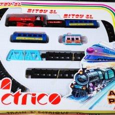 Trenes Escala: BITOY TREN ELÉCTRICO.NUEVO A ESTRENAR. Lote 140019045