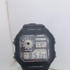 Relojes - Casio: RELOJ CASIO AE-1200 MODULO 3299. Lote 140029942