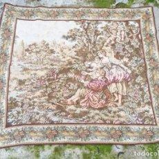 Antigüedades: GRAN TAPIZ. Lote 140039542