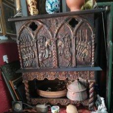 Antigüedades: ANTIGUO MUEBLE BARGUEÑO. Lote 140042330