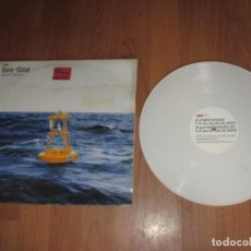 Discos de vinilo: TWO -TIME - ALONE IN THE SEA - MAXI - SPAIN - INSOLENT RECORDS - PICTURE BLANCO - IBL -. Lote 140075082