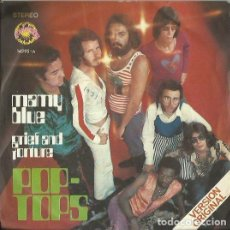 Discos de vinilo: POP-TOPS. SINGLE. SELLO EXPLOSION. EDITADO EN ESPAÑA. AÑO 1971. Lote 140096622