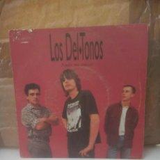 Discos de vinilo: LOS DEL TONOS – NADIE ME CONOCE. PRIMO. 1992. ROCK BLUES.. Lote 140112766