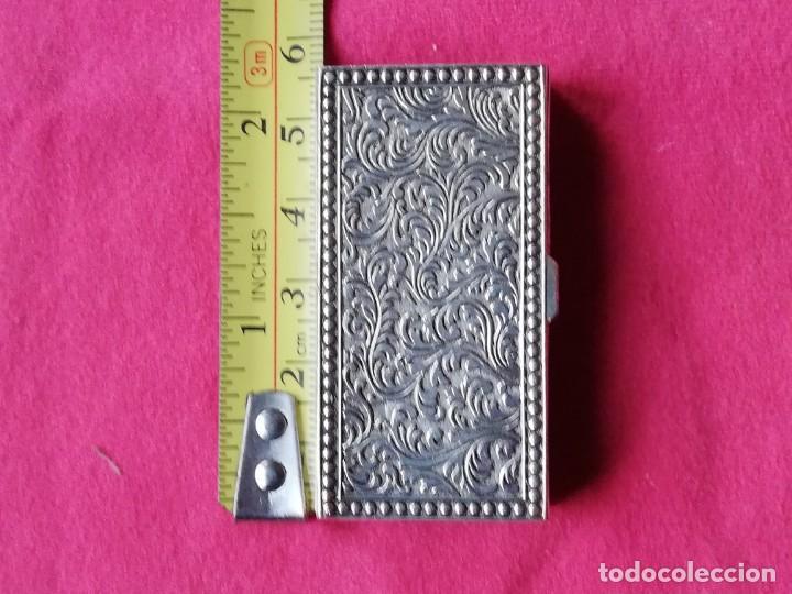 Antigüedades: Caja de Alpaca - Foto 4 - 140126546