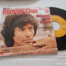 Discos de vinilo: GEORGE CHAKIRIS. MON PAYS C´EST LE SOLEIL. Lote 140137014