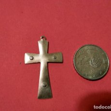 Antigüedades: ANTIGUA CRUZ RELIGIOSA . Lote 140158834