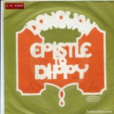 Discos de vinilo: DONVAN / EPISTLE TO DIPPY / PREACHIN' LOVE (SIINGLE 1967). Lote 140163294