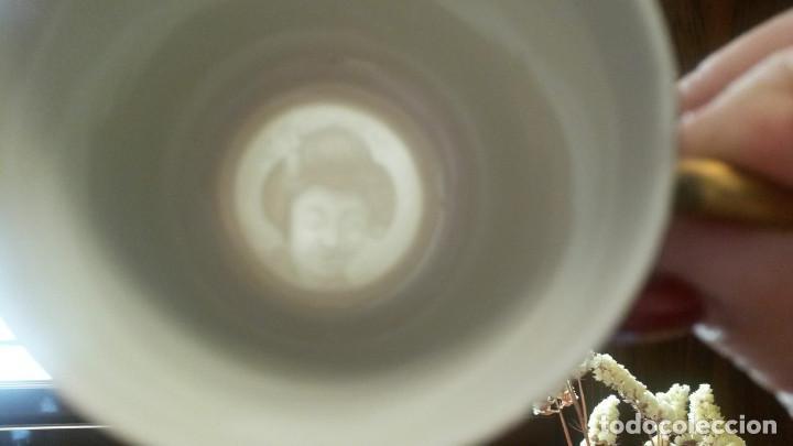 JUEGO TE - CAFÉ JAPONES COMPLETO Y SIN ESTRENAR. NEGRO Y DORADO. SELLADO EIHO. (Antigüedades - Porcelana y Cerámica - Japón)
