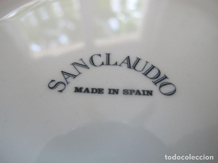 Antigüedades: Sopera marcada San Claudio - Foto 3 - 140185038