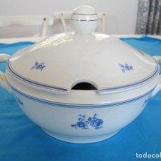 Antigüedades: SOPERA MARCADA VIGO. Lote 140185994