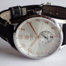 Relojes - Tag Heuer: TAG HEUER CARRERA CALIBRE 6 AUTOMATIC REF WAS2112 -. Lote 140205530