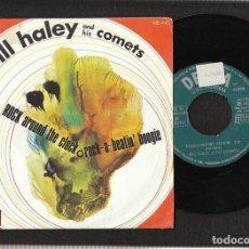 Discos de vinilo: BILL HALEY: PROMOCIONAL DE DECCA: MUY NUEVO -DISCO ROCK & ROLL. Lote 140278194
