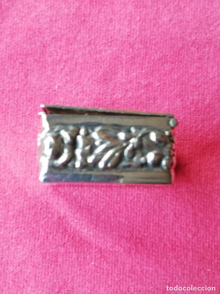 Antigüedades: Caja de Alpaca - Foto 2 - 140283642