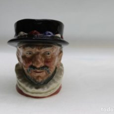 Antigüedades: ROYAL DOULTON PORCELANA BEEFEATERS. Lote 140284462
