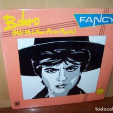 Discos de vinilo: FANCY - HOLD ME IN YOUR ARMS AGAIN - MAXI SINGLE . Lote 140298314