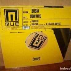 Discos de vinilo: SUSHI - ORBITING - MAXI SINGLE . Lote 140298786
