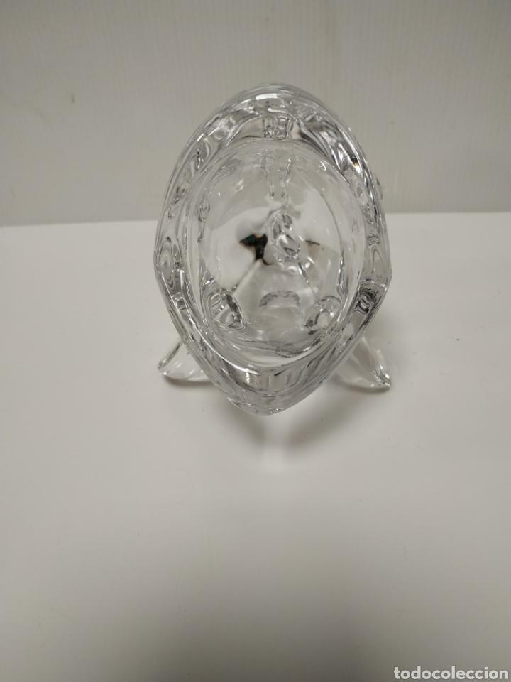 Antigüedades: Pez de cristal para tirar huesos de olivas - Foto 2 - 140299892