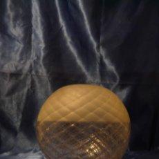 Antigüedades: TULIPA GLOBO MODERNISTA PARA QUINQUE BOCA 67 MM. Lote 140304286