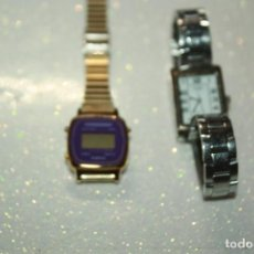 Relojes: 2 RELOJES CASIO . Lote 140316238