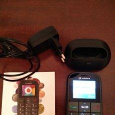 Segunda Mano: TELÉFONO MÓVIL CON NÚMEROS GRANDES Y BOTÓN S.O.S. Lote 140326460