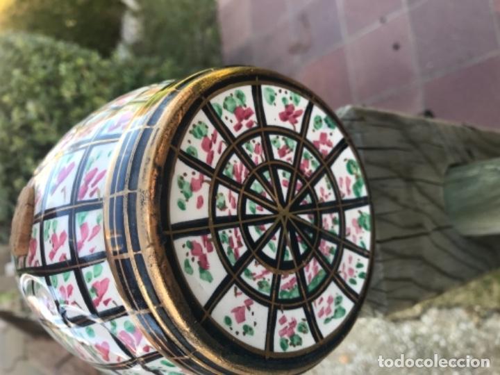 Antigüedades: Barril, licor, Porcelana - Foto 4 - 140355394