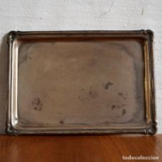 Antigüedades: BANDEJA O VACÍA BOLSILLO DE PLATA 925 / 140 GRAMOS. Lote 140412558