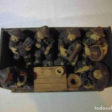 Antigüedades: TERRACOTA 6 MUSICOS MESA. Lote 140425162