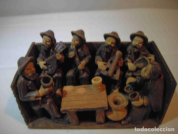Antigüedades: TERRACOTA 6 MUSICOS MESA - Foto 10 - 140425162