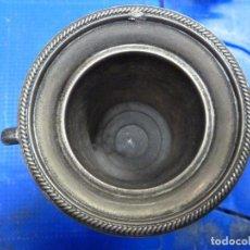 Antigüedades: PEQUEÑO JARRON SILVER PLATED MADE IN ENGLAND. Lote 140434734