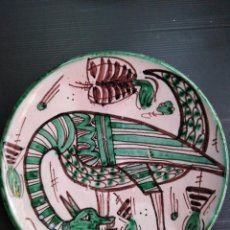 Antigüedades: TERUEL, BONITO PLATO TUROLENSE. Lote 140461738