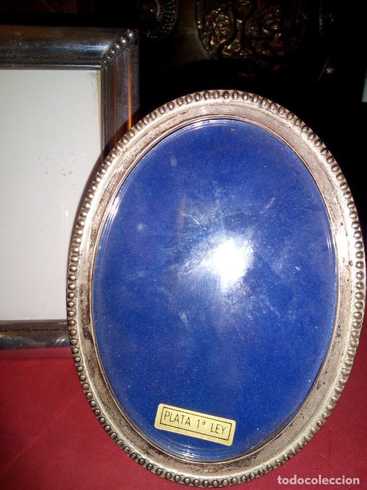 Antigüedades: Colección de 6 Marcos en plata de ley 925 - Foto 5 - 172902469