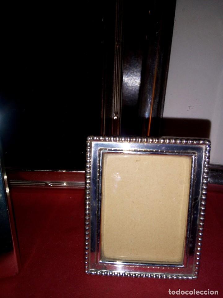 Antigüedades: Colección de 6 Marcos en plata de ley 925 - Foto 6 - 172902469